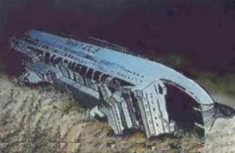 MS Estonia Shipwreck